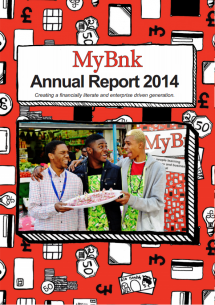 Annual Report 214 Cover