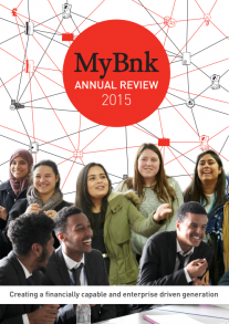 Annual Review 2014-15 Frontcover