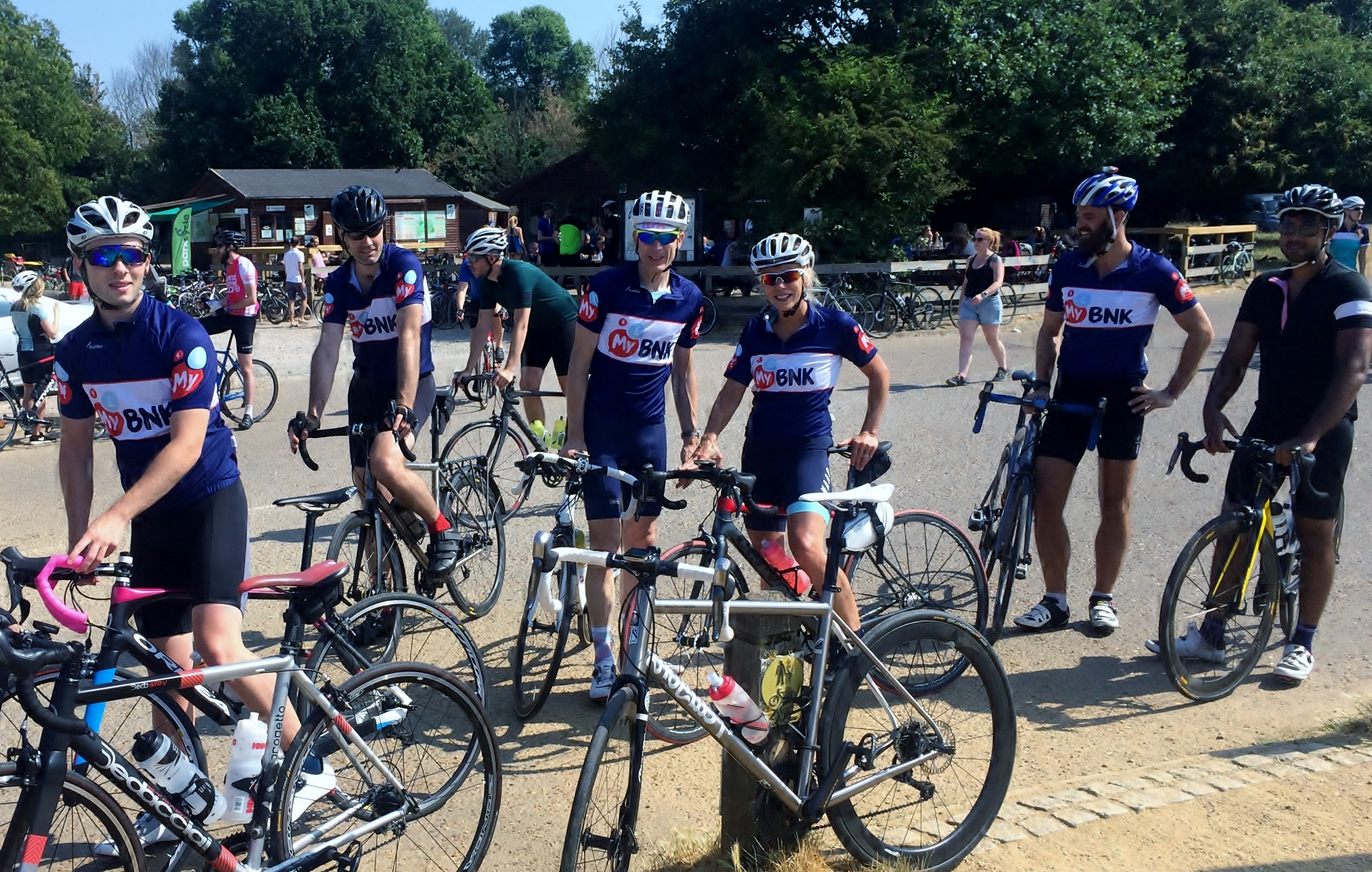 CEO's Blog – Peddle to the metal! Raising vital funds for young people